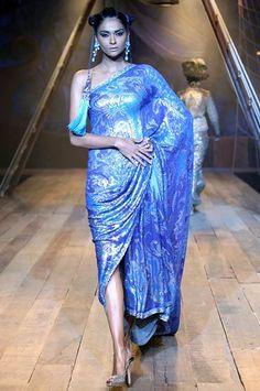 A Suneet Verma Saree