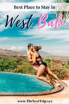 You booked a trip to Bali and don't know where to stay? West Bali is one of the best places to stay in Bali! We share how to get there, where to stay, what to do. Vietnam Travel, Thailand Travel, Asia Travel, Bali Travel Guide, Travel Guides, Travel Tips, Bali Honeymoon, Maldives Travel, Destinations