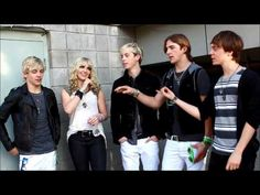 """The Permanent Rain Press Interview with R5 """"So your name is Rocky Road?"""" Ahaha!"""