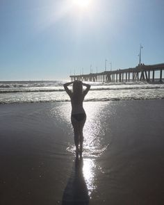 #bliss #beachbabe #venicebeach by rayeesuh