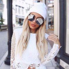 9f558b3165f 2017 trendy cat eye vintage luxury womens and mens sunglasses