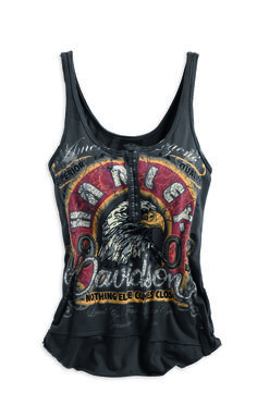 American Legion Harley-Davidson®️️ Tank