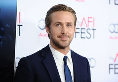 Birthday Boy Ryan Gosling Gets All Dressed Up For the Red Carpet