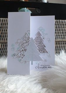 Magical Scrapworld, verry merry christmas, cards, christmas, peaceful pines, perfect pines, playful backgrounds, Stampin' Up!