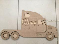 Personalised Semi for our Matchbox Hot Wheels Car Storage - Brisbane Australia