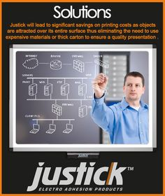 #Justick - Solutions Presentation, Surface, Prints