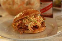 Pulled Pork Burger – den ultimative grillopskrift!