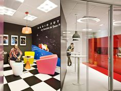 Sony Music HQ by AECOM Madrid Strategy+, Madrid Spain office