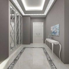 Treso İç Mimarlık - Gold Towers Konut: modern tarz Koridor, Hol & Merdivenler