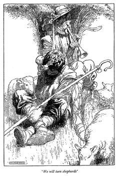 8 page essay about Don Quixote?