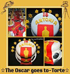 'The Oscar goes to - Torte'