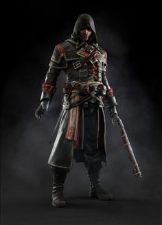 Assassin's Creed Rogue Shay Patrick Cormac