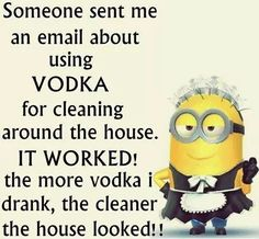 I don't drink, but this is funny. #lol #minion #funny
