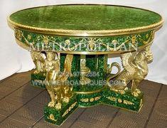 malachite furniture - Yahoo Image Search Results