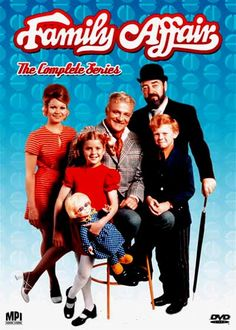 Family Affair.  Another of my favorite shows.  Remember the one when Buffy breaks her leg, and they bring the circus to her, in their high rise apartment.  Sheesh!  An elephant and all!