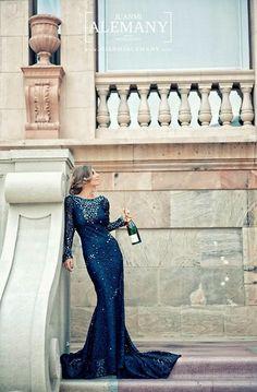 Sedomir Rodriguez De La Sierra Dress