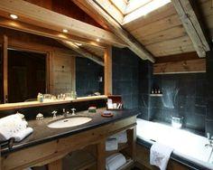 Salle de bain Chalet Alice