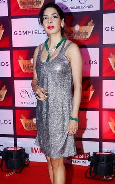 Nawaz Modi Singhania at Retail Jeweller India Awards. #Page3 #Fashion #Style #Beauty #Hot #Sexy Ileana D'cruz, Bollywood, Awards, Retail, Celebs, India, Formal Dresses, Beauty, Fashion