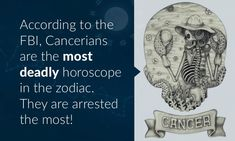 The World's Most Dangerous Zodiac Signs, According To FBI Crime Data