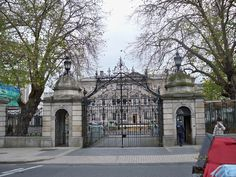 Leinster House Dublin Ireland seat of the Irish Parliament: August Irish Eyes Are Smiling, August 13, Dublin Ireland, Travel Pictures, Spring Break, My Dream, Places Ive Been, Scotland, Wanderlust