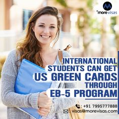 Receiving a green card is important for above 1 million foreign students who want to stay in the US permanently, and this can also drive to a lower education cost. Students, Canning, Education, Usa, Green, Cards, Maps, U.s. States, Home Canning