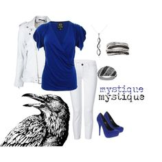 """""""Mystique"""" by sarahharman01 on Polyvore"""