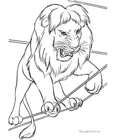 52 best circus coloring pages images on pinterest coloring pages