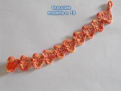 braccialetto ad uncinetto prezzo 3.00 euro