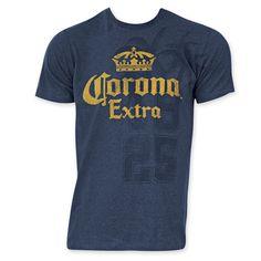 Corona Extra 1925 Navy T-Shirt