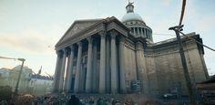 AC Unity - Pantheon