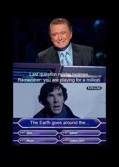 Lol ~Sherlock bbc