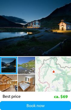 Interalpen (Valdidentro, Italy) – Book this hotel at the cheapest price on sefibo.