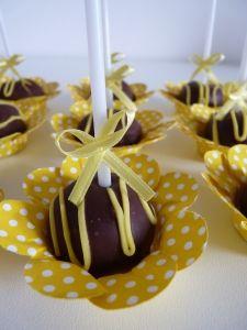 cake pop da pannacota