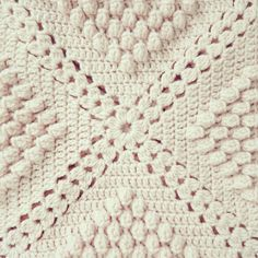 Haafner shares a free #crochet blanket pattern