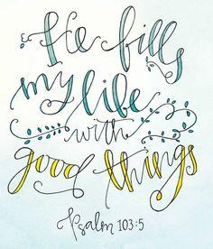Psalm 103: 5