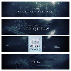 Glass Sword by Victoria Aveyard Glass Sword, Victoria Aveyard, Red Queen, Bestselling Author