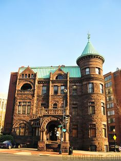 Brewmaster's Castle - Washington DC    #victorian #mansion #house