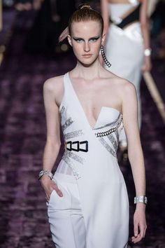 Magda for Versace HC FW/2014