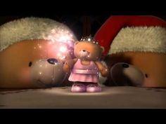 ▶ Forever Friends Christmas Fairy Bear - YouTube