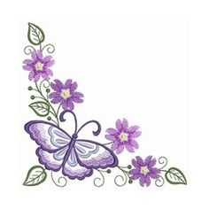 Embroidery Designs - Search Results for butterfly