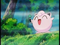 Happy Jigglypuff! 8D