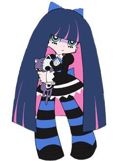 Stocking Anarchy  |  Panty and Stocking with Garterbelt