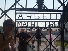 Dachua Concentration Camp Germany