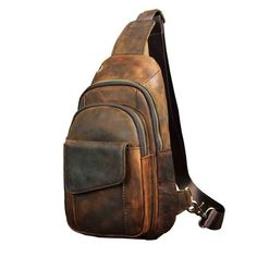 Real Leather, Suede Leather, Leather Crossbody, Leather Men, Crossbody Bag, Leather Fashion, Leather Working, Leather Skirt, Mens Fashion