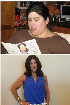 """""""I needed to love and support myself. It started with believing I was worthy of that love.""""#ILostWeightHP"""