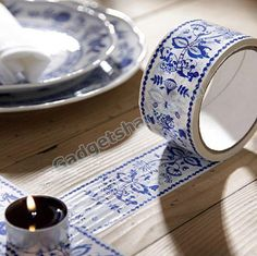 Blue Onion Duct Tape