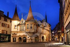 Download Maison Des Halles, Neuchatel, Switzerland Stock Photo for free or as low as $1.25ARS. New users enjoy 60% OFF. 19,576,399 high-resolution stock photos and vector illustrations. Image: 12989850