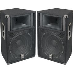(Limited Supply) Click Image Above: Yamaha Club Series V Speaker Pair Leon Speakers, Home Audio Speakers, Custom Speaker Boxes, Yamaha Speakers, Whole Home Audio, Party Speakers, Sound Stage, Dj Gear, House Speaker