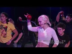 Descendants Camera Test Rehearsal from DWTS (Choreography by Paul Becker) Descendants Songs, Disney Decendants, Camera Test, Walt Disney Records, Disney Music, Sofia Carson, Cameron Boyce, Dove Cameron, Dancing With The Stars