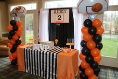 Aiden's Birthday Ball | CatchMyParty.com